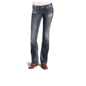 Silver Jeans Pioneer Bootcut Size 29 x 31